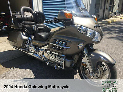 """2004 Honda Gold Wing  2004 HONDA """"GOLDWING"""" 30K MILES.. EXCELLENT CONDITION!  DONT MISS OUT"""