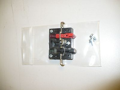 1 pc. Gould/ITE/Telemecanique Auxiliary Contact Block for A821C Starter, New
