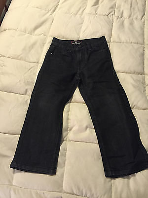 Youth Toddler Red Ape Dark Denim Jeans Pants Size 5!