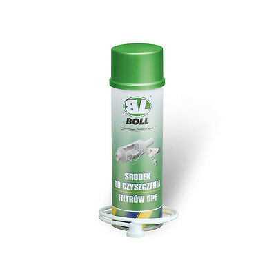 BOLL DPF CLEANER Diesel Particulate Filter 400ml Spray Can High Performance Car