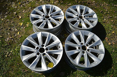 Bmw X3 18 Inches Alloy Set Of 4 *** No Reserve *** Great Condition