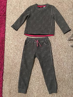 Age 3-4 Girls Tracksuit