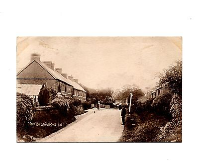 New Road Chisledon Swindon Wiltshire Famous Series