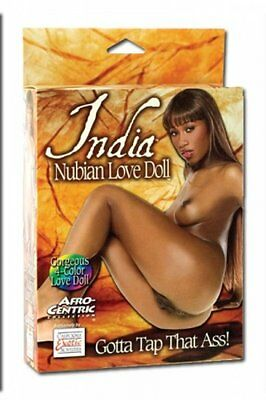 California Exotic Novelties - India Nubian Love Doll