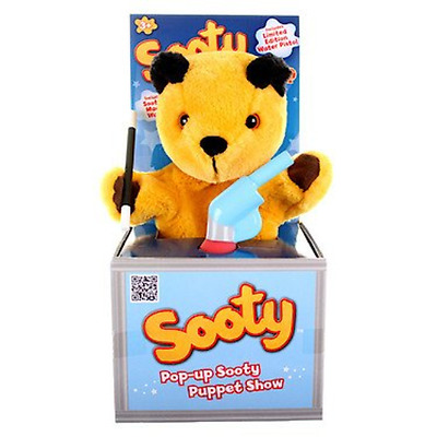 Sooty Pop-up Puppet Show