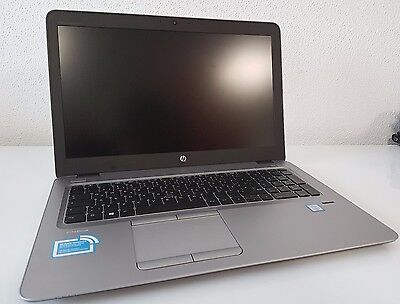 HP EliteBook 15.6 Zoll i7-6500U 2.50GHz Quad-Core // 250GB SSD 8GB