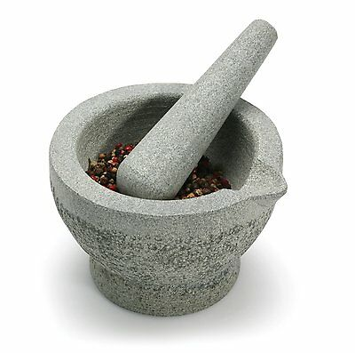 Zen Cuizine Mortar and Pestle - Granite