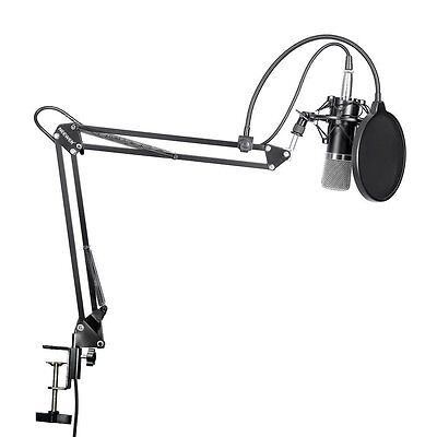 Neewer® NW-700 Professional Studio Broadcasting YouTube Condenser Microphone