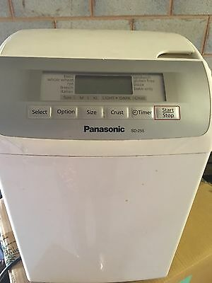 Panasonic SD-255 Bread Machine