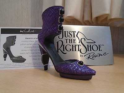 Just The Right Shoe Knockout # J091209