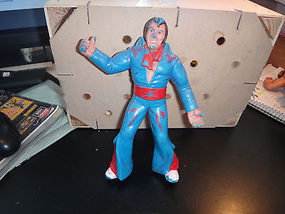 1988 LJN WWF Wrestling Superstars Figures Series  Honky Tonk Man vintage rare
