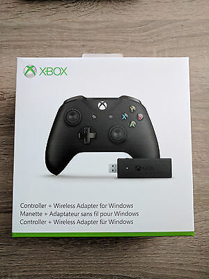 Microsoft Xbox One Controller inkl.  Wireless Adapter für Windows PC