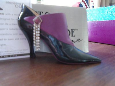 Just The Right Shoe Uptown Swing # 25343