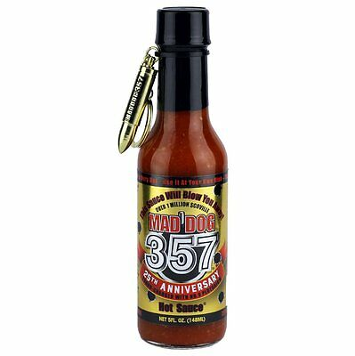 MAD DOG 357 GOLD EDITION 25th ANNIVERSARY WITH PLUTONIUM EXTRACT