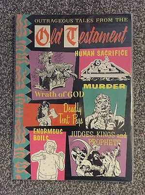 Outrageous Tales from the Old Testament - Knockabout Alan Moore Neil Gaiman TPB