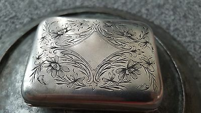 Russian antique silver