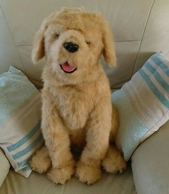 """FurReal """"Biscuit My Lovin' Pup"""" large interactive toy dog (#776988)"""