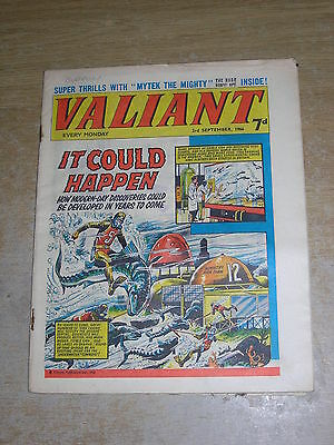 Valiant 3rd September 1966