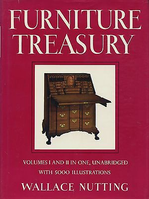 Antique American Furniture 17th-19th Century - 5,000+ Photos / Massive Book