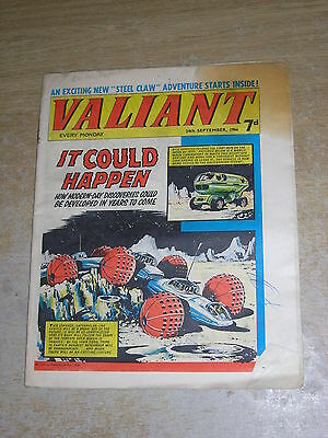 Valiant 24th September 1966