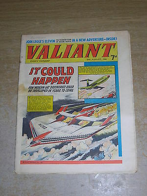 Valiant 20th August 1966
