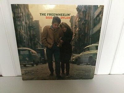 Bob Dylan - The Freewheelin' Vinyl (RARE 1964 reissue)