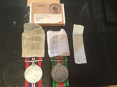WW2 Campaign Medals