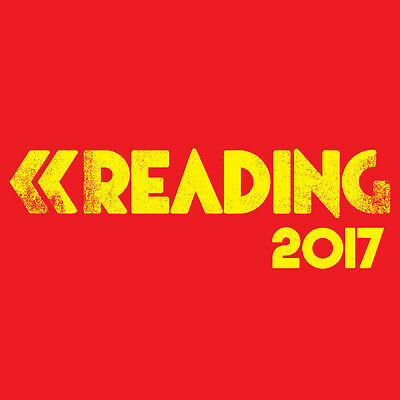 Reading festival ticket 2017 weekend camping