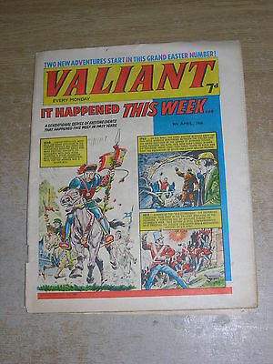 Valiant 9th April 1966