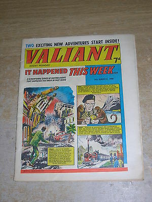 Valiant 5th March 1966
