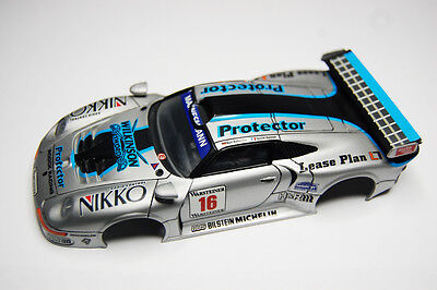 Slot Cars 1/32. Porsche 911 GT1. GT-FIA 1997. Body.
