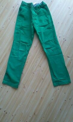 Gorgeous F&F green jeans age 10-11
