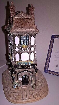The Coach and Horses - Lilliput Lane, Boxed with Deeds