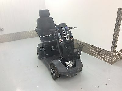 TGA Mystere Mobility Scooter - Black - Good Working Condition