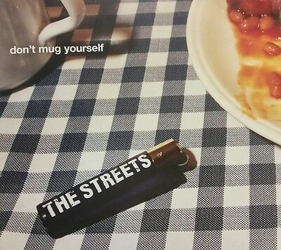 The Streets don't mug yourself 12 inch vinyl record