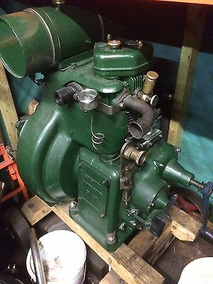 Coventry Victor Diesel Stationary Engine