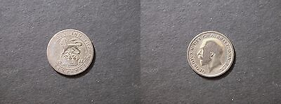Silver Sixpence 1922