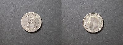 Silver Sixpence 1920