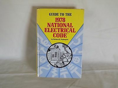 Guide to the 1978 National Electrical Code, ISBN 0-672-23308-8