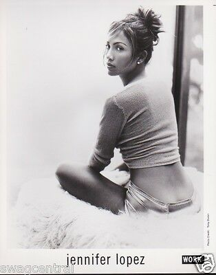 Jennifer Lopez Original 8x10 Publicity Press Kit Photo Rare Portrait JLo 03