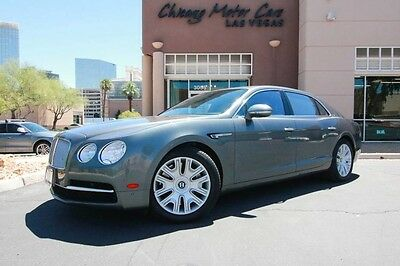 2014 Bentley Flying Spur  2014 Bentley Flying Spur Black Massage Seats Moonroof 24k Miles