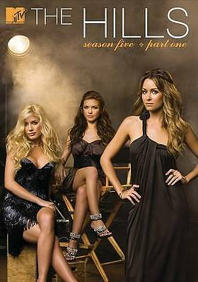 The Hills: Season Five, Part One (DVD, 2009, 2-Disc Set)