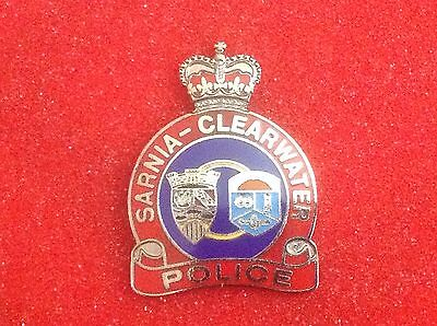 Sarnia - Clearwater Police Badge