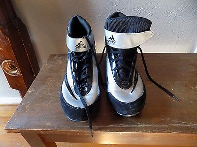Mens Adidas Wrestling Shoes size 13