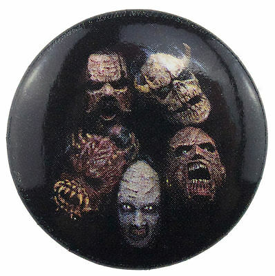 10 x Lordi Masks 25mm Badge's New Official Rock Metal Band Merch
