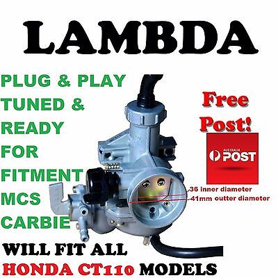 Carburetor Carburretor Carbie Carby for CT110 Honda Postie Bikes y pay more?????
