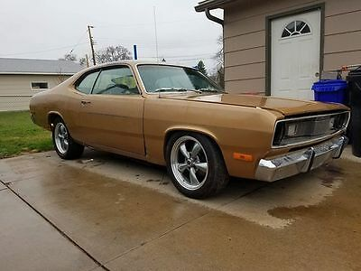 1972 Plymouth Duster VL2 1972 Plymouth Duster