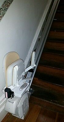Acorn Superglide stairlift 4m straight excellent cond.
