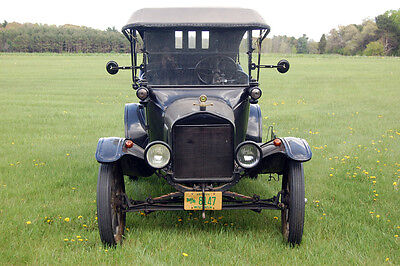 1919 Ford Other  1919 Model T Ford Touring Car
