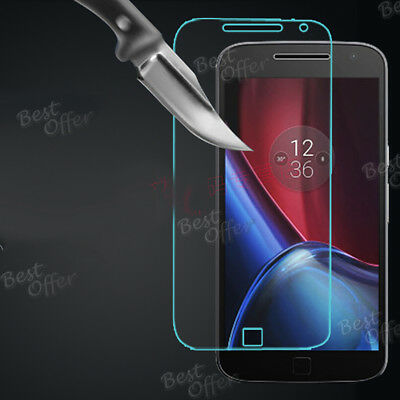 Moto G4 Plus Tempered Glass Film Screen Protector For MOTO